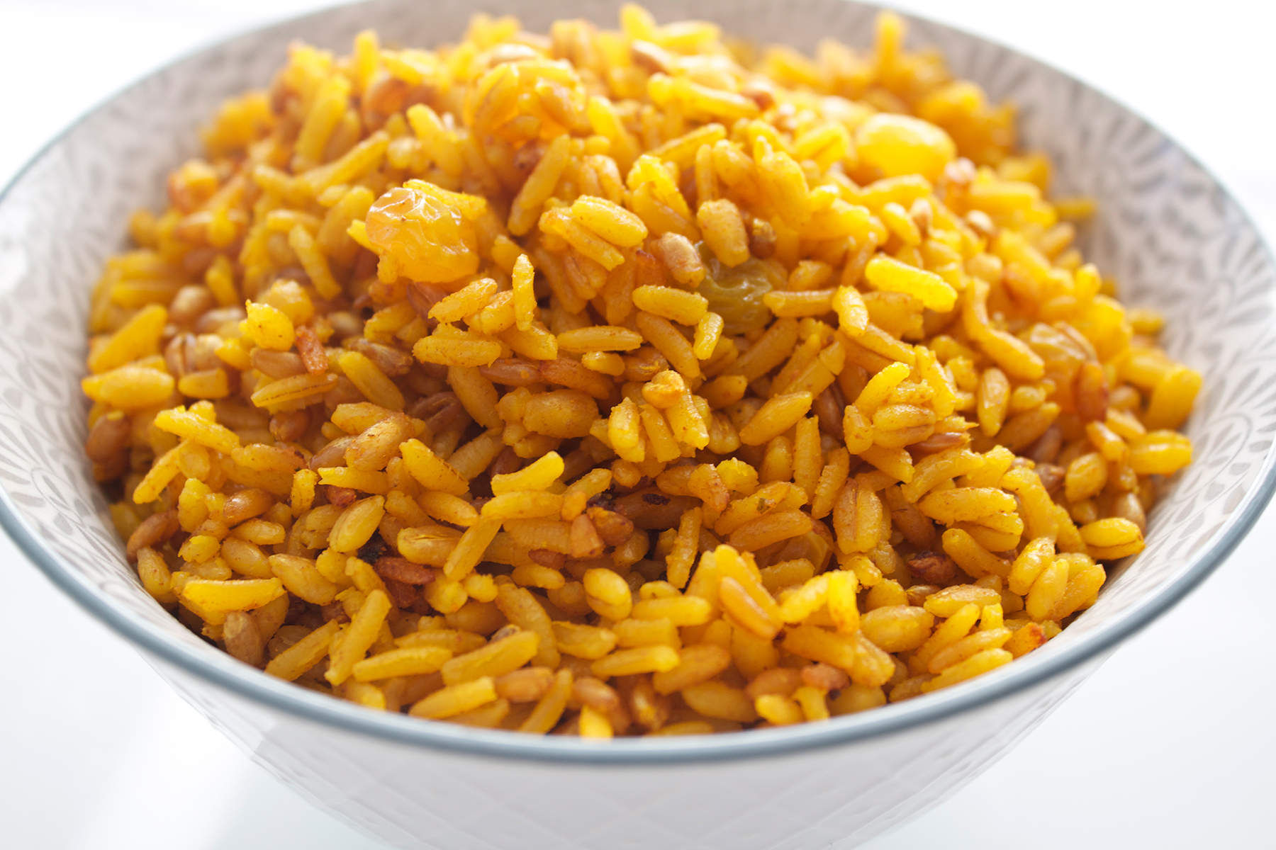 Spiced-brown-rice