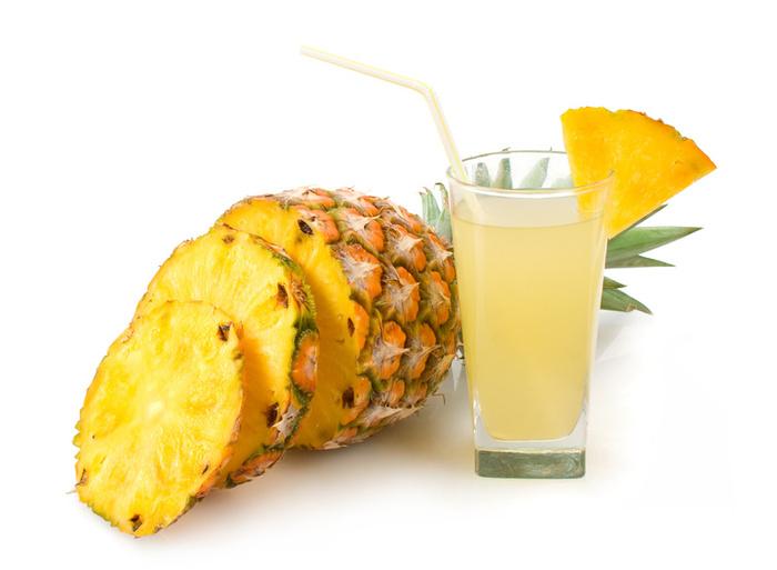 anti-bloating juice